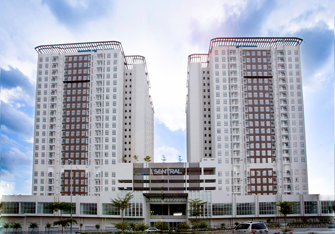 One Sentral Service Residence